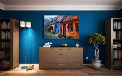 Design dit hjem, som du ville designe din hjemmeside