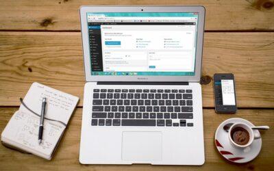 Start med en god hjemmeside